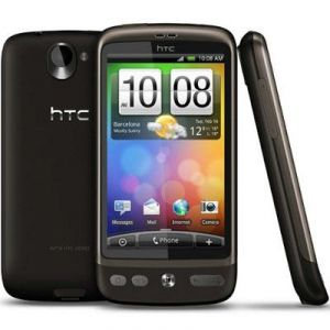 Htc - New HTC Desire HD mobile phone