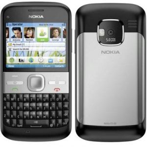 New Nokia E5 Mobile Phone