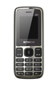 Edge Mobile phones - Edge E1 Mobile Phone