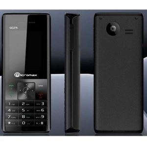 Micromax Mobile phones - New Micromax GC 275 dual network mobile phone