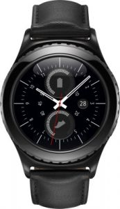 Mobile Phones, Tablets - Samsung Gear S2 Classic Smartwatch(Black)