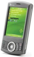 Htc - Used HTC P3300 mobile phone