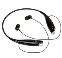 LG Tone Headphone Black