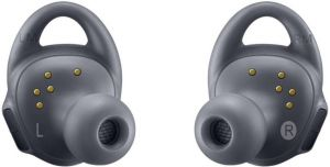 Mobile Accessories - SAMSUNG Gear IconX Black Smart Headphones  (Wireless)