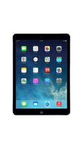 Apple 16 GB Ipad Air With Wi-fi - (space Gray, 16, Wi-fi)