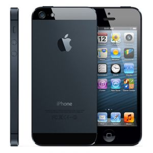 Apple Mobile phones - Apple iPhone 5 (64GB) Black