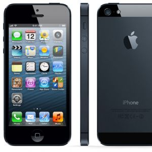 Apple - Apple iPhone 5s Black - 32GB