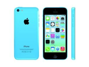Apple iPhone 5c (32gb) - Blue