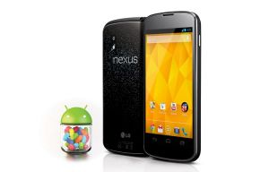 LG Nexus 4 E960 (8gb) Mobile Phone