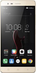 Lenovo Vibe K5 Note (gold, 32 Gb) (with 3 GB Ram)