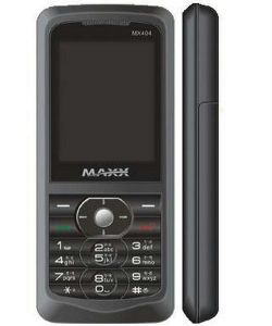Maxx Mx404 Mobile Phone