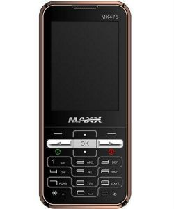 Maxx Mx475 Mobile Phone
