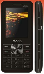 Maxx Mx495 Mobile Phone