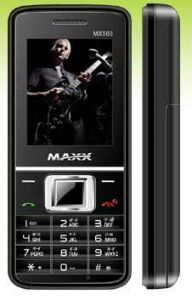 Maxx Mx503 Mobile Phone