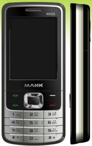 Maxx Mx525 Mobile Phone