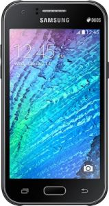Samsung Galaxy J1 (black, 4 Gb) Smart Mobile Phone