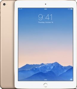 Tablets & e book readers - Apple iPad Air 2 Wi-Fi 128GB - Gold