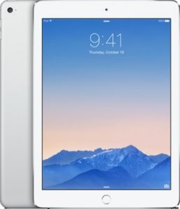 Tablets & e book readers - Apple iPad Air 2 Wi-Fi 128GB - Silver