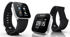Sony Mn2 Smart Watch