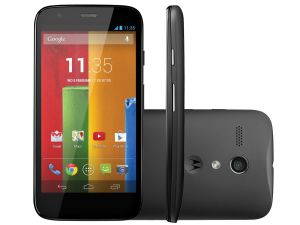 Motorola - Moto C (Starry Black, 1GB RAM) (16GB ROM) Mobile Phone
