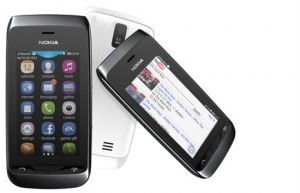 Nokia Asha 309 Mobile Phone