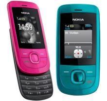 Single sim refurbished phones (Misc) - Nokia 2220 Slide mobile phone