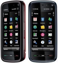 Nokia - New Nokia 5800 Xpress Music Mobile Phone