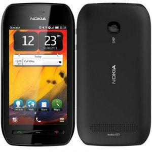 New Nokia 603 Mobile Phone