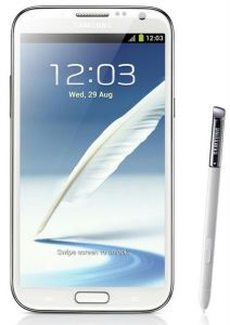 Samsung - Samsung Galaxy Note 2 N7100 mobile phone