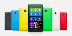Nokia X Mobile Phone