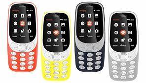 Dual sim - NEW NOKIA 3310