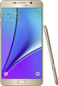 Samsung Galaxy Note 5, 32GB With Manufacturer Warranty