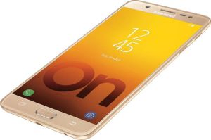 Samsung - Samsung Galaxy On 7 Max (Gold, 32 GB) (4 GB RAM)
