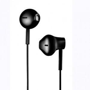 Original Pebble Chime In-the-ear Wired Headset With Mic Black