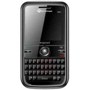 Dual sim - New Micromax Q3+ Plus mobile phone