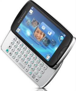 Sony,Sony Ericsson Feature phones - Sony Ericsson Txt Pro mobile phone