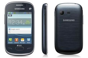 Samsung Mobile phones - Samsung Rex 70 S3802 mobile phone