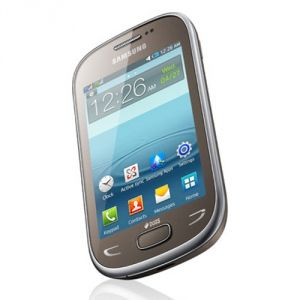 Samsung Rex 90 S5292 Mobile Phone (gray)