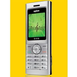 New Spice 5110 Dual Sim Mobile Phone