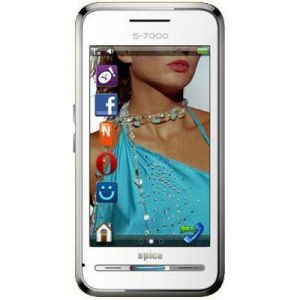 New Spice S7000 Mobile Phone