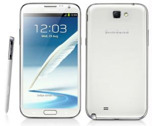 Samsung - Samsung Galaxy Note II N7100 mobile phone