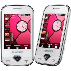New Samsung Diva S7070 Mobile Phone