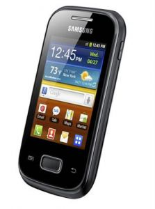 New Samsung Galaxy Pocket Mobile Phone