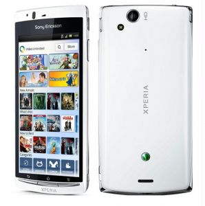 Sony - Sony Ericsson Arc S mobile phone