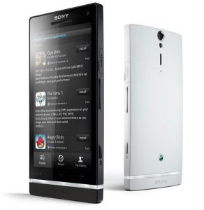 Sony Xperia Sl Mobile Phone