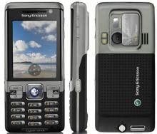 Used Sony Ericsson C702 Mobile Phone