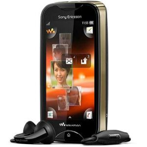 New Sony Ericsson Mix Walkman Mobile Phone