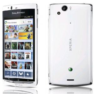 Used Sony Ericsson Xperia Arc S Mobile Phone