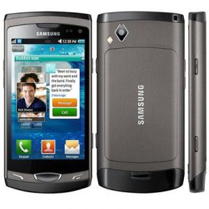 New Samsung S8530 Wave II Mobile Phone
