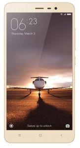 Xiaomi - Xiaomi Redmi Note 3 (Gold 16GB) Mobile phone